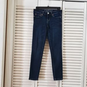 Aeropostale jeans jeggings size 0